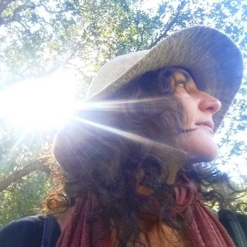 ray of light shine