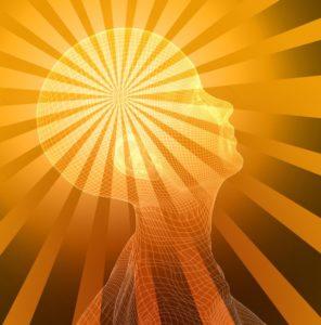illuminate radiate divine light love and light